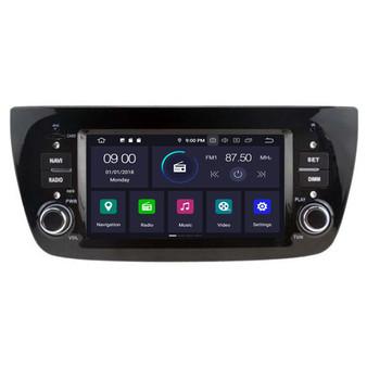 Fiat Doblo android navigation gps system