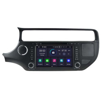 Kia Rio android navigation gps system