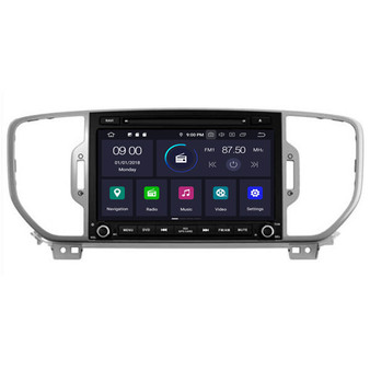 Kia Sportage android navigation gps system
