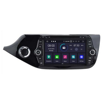 Kia Ceed android navigation gps system