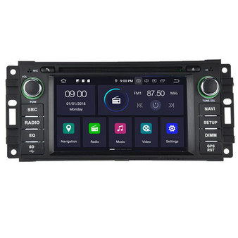 Jeep Donge Chrysler android navigation gps system
