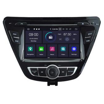Hyundai Elantra android navigation gps system
