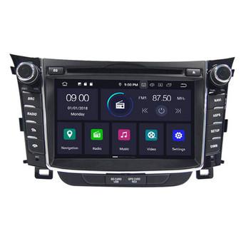 Hyundai i30 android navigation gps system