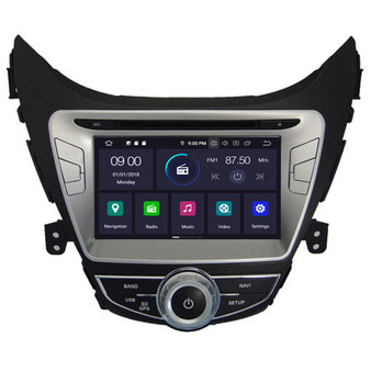 Hyundai Elantra/i35/Avante android navigation gps system