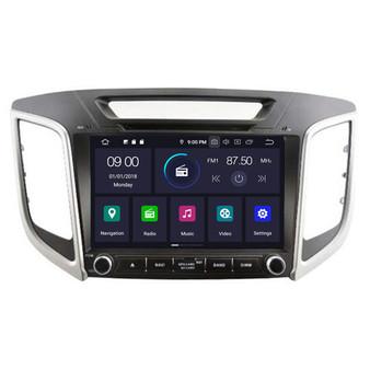 Hyundai ix25 android navigation gps system