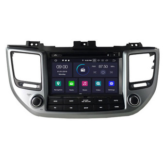 Hyundai Tucson/ix35 android navigation gps system