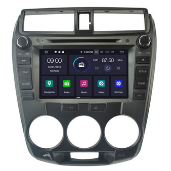 Honda City android navigation gps system