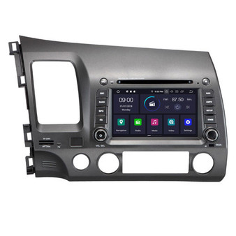 Honda Civic android navigation gps system