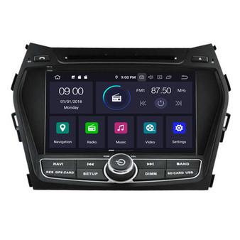 Hyundai IX45 / Santa Fe android navigation gps system