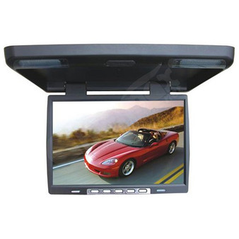 15.4 inch roof mount color monitor with IR(USB/SD Optional)