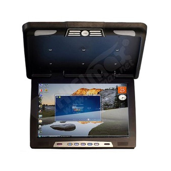 19 inch Roof Mounted LCD Monitor with IR (USB/SD optional)