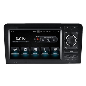 7'' Android DVD Navigation GPS for Audi A3 S3 RS3 2003-2011
