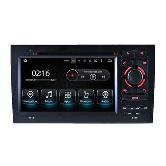 7'' Android DVD GPS Navigation for Audi A4 S4 RS4 2002-2008