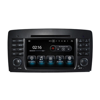 7'' Android Navigation GPS System for Mercedes Benz R W251 2006-2012