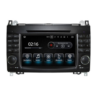 7'' Android Navigation GPS for Mercedes Benz A W169 B W245 Vito/Viano/Sprinter