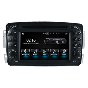 6.2'' Android Navigation for MB A W168 C-W203 G-W463 Vaneo Viano  Vito etc
