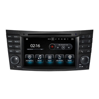 7'' Android Navigation DVD GPS for Mercedes Benz E W211 CLS W219