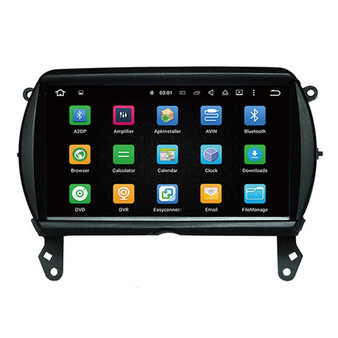 6.95'' Android Navigation GPS System for Mini Cooper 2014-2017