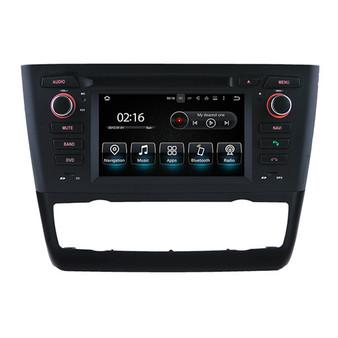 6.2'' Android GPS Navigation Head Unit for BMW 1 E81 E82 E88 Auto AC