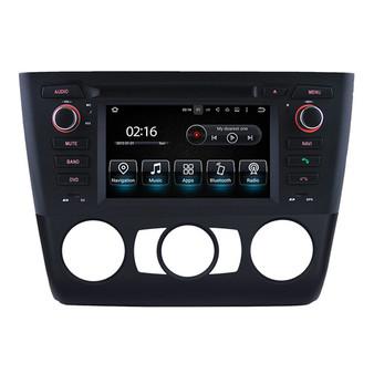 6.2'' Android Navigation GPS for BMW 1 E81 E82 E88 2006-2012 Manual AC