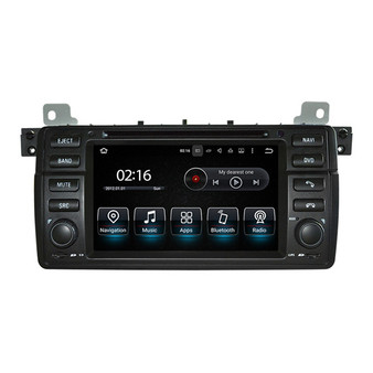 7'' Android Autoradio Navigation GPS DVD for BMW 3 series E46 1998-2005