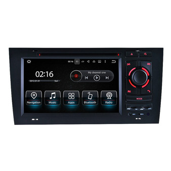 7'' Android Navigation DVD GPS Upgrade for Audi A6 S6 1997-2004