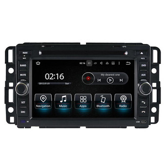 7'' Android DVD GPS Navigation Head Unit for Hummer H2(2008-2011)
