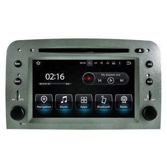 6.2'' Android Navigation DVD GPS for Alfa Romeo 147(2005-)GT(2007-)