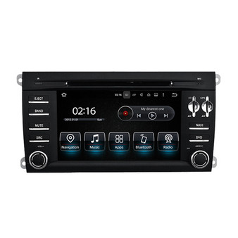 6.2'' Android DVD GPS Navigation for Porsche Cayenne(2005-2008)