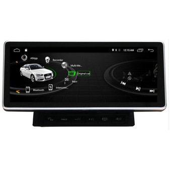 10.25'' Android Navigation GPS Upgrade for Audi A6/A6L 2010-2011