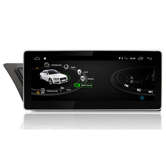10.25'' Android GPS Navigation for Audi A4 A5 -2009-2016 (Left-Hand-Drive)