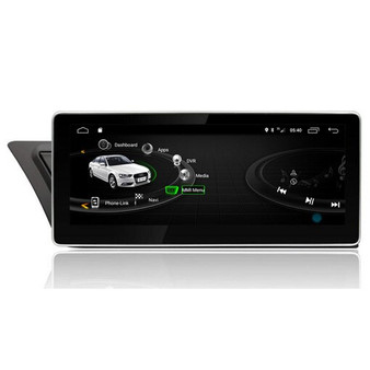 10.25'' Android Navigation GPS for Audi A4 A5 2009-2016 Left Hand Drive