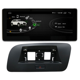 10.25'' Android GPS Navigation for Audi Q5 2009-2016 Right Hand Drive