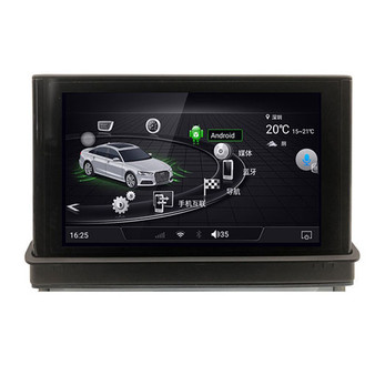 7'' Retractable Android Screen GPS Navigation for Audi A3 2013-2018