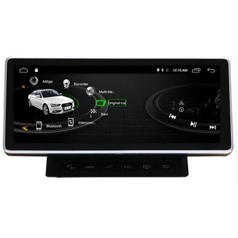 10.25'' Android GPS Sat Navigation for Audi A6/A6L 2005-2009