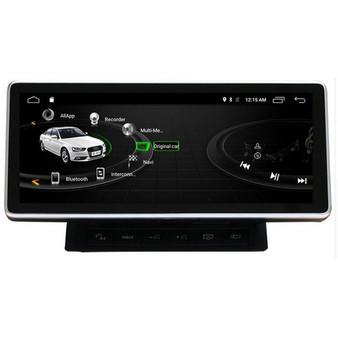 10.25'' Android Autoradio GPS Navigation for Audi Q7 2005-2010