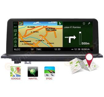 10.25'' Android Autoradio BMW X1 F48 2016-2017 Navigation GPS system