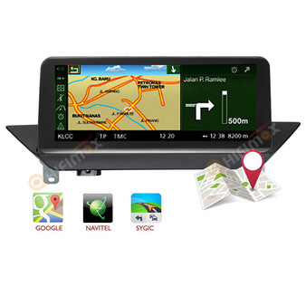 10.25'' Android Navigation GPS for BMW X1 E84 2009-2015 CIC  system