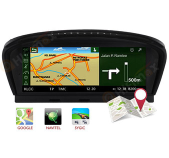 8.8'' Android Navigation Head Unit GPS for BMW 3/5 series CCC 2005-2008
