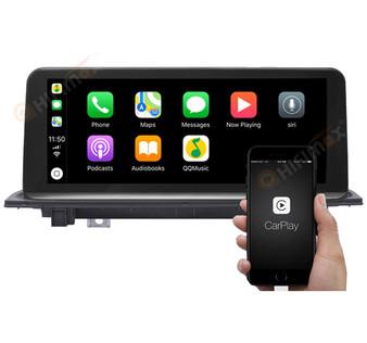 BMW X1 F48 navigation GPS head unit support apple carplay