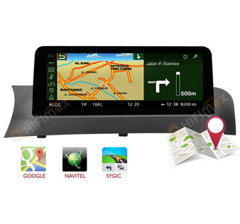 10.25'' Android Navigation GPS System for BMW X3 F25 X4 F26 2011-2013