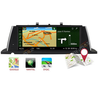 10.25'' Android Autoradio Navigation GPS for BMW 5 series F07 GT(2011-2012)