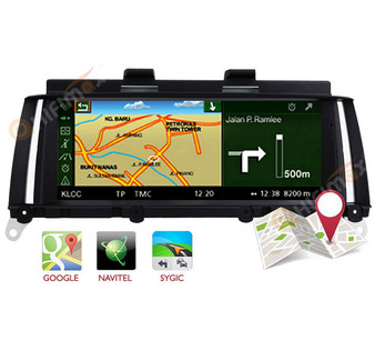 8.8'' Android Navigation GPS Head Unit for BMW X3 F25 CIC 2011-2013