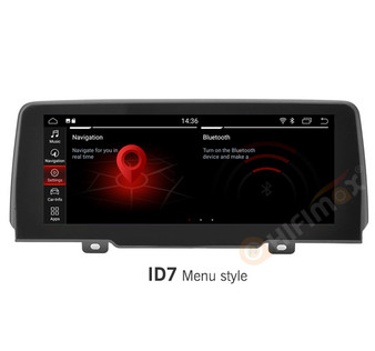 Android BMW X3 G01 2018 Navigation Head Unit GPS system