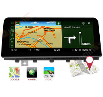 10.25'' Android BMW X5 F15 NBT 2014-2017 Navigation GPS Retrofit