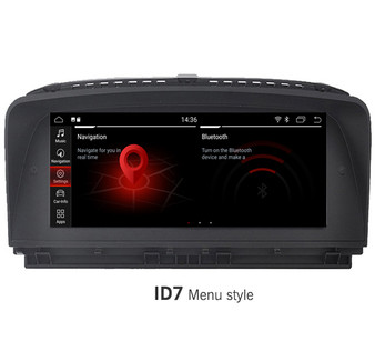 8.8'' Android Navigation GPS system for BMW 7 series E65/E66 (2004-2009)