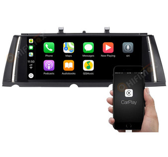 Android GPS Navigation system for BMW 7 series F01 F02 2009-2012 support apple carplay