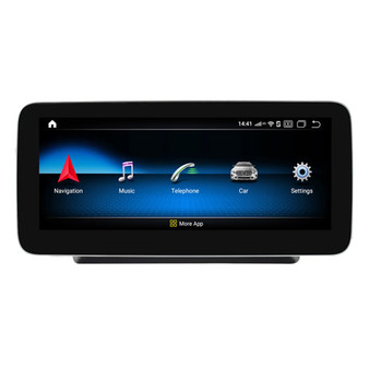 10.25'' Car Navigation GPS for Mercedes Benz C W205 GLC X253 C253 (2015-2018)