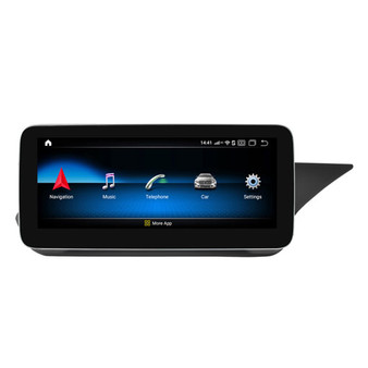 10.25'' Mercedes E class 2014-2015 Android Screen GPS Navigation , right hand drive