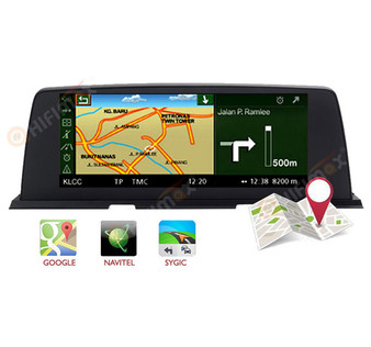 Android GPS Navigation system for BMW 6 series F06 F12 NBT 2013-2017